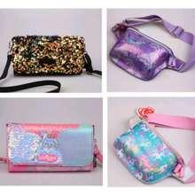 Smiggle 🔥Hot Item🔥 Kids Waist Bag Sling Bag Crossbody Bag.Size