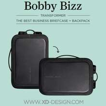 XD Design Ready Stock - Xd Original Bobby Bizz, The Best Business Briefcase And Backpack