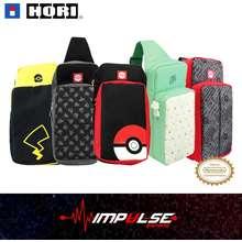 Nintendo Switch Hori Shoulder Bag Pikachu Edition | Pokeball Edition | Animal Crossing Edition Mini Version Super Mario