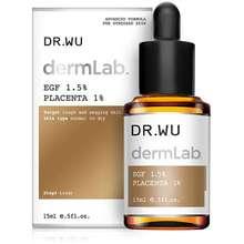 DR.WU DR WU Dermlab 1.5% EGF + 1% PLACENTA 15ml (EGF彈力賦活精華)