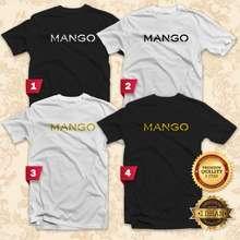 Mango T-Shirt Men Women Unisex Fashion Style Brand Summer Wear Tee - S103 Idean