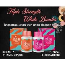 Satin Skinz Skin Whitening. Bbeau Glutathione 500Mg & Vit. C 300Mg+Vit E 300+Hyaluronic Acid 100Mg. Free Pearl Capsules
