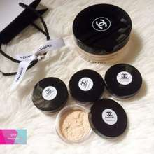 CHANEL 20 Clair Translucent Loose Powder Trial Pack