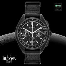 Bulova Lunar Pilot Apollo 15 (The Other Moon Watch) Ultra High Frequency Chronograph Sapphire Watch