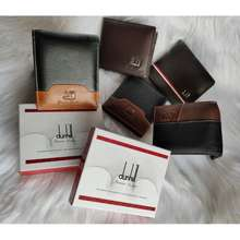 dunhill 100% Guinea Leather / Man Wallet Gunuine Leather / Bag Duit Lelaki