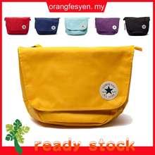 Converse Crossbody Unisex Bag Multicolor Shoulder Bag Message Casual Bahu Beg