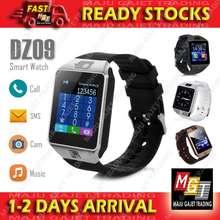 DZ09 Watch Bluetooth Smartwatch Smart Watch Jam Tangan Call Sms Camera Support Simcard Memory Card