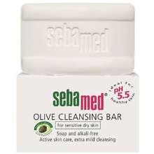 Sebamed Sebamed Olive Cleansing Bar