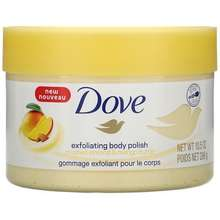 Dove Dove Exfoliating Body Polish Crushed Almond and Mango Butter